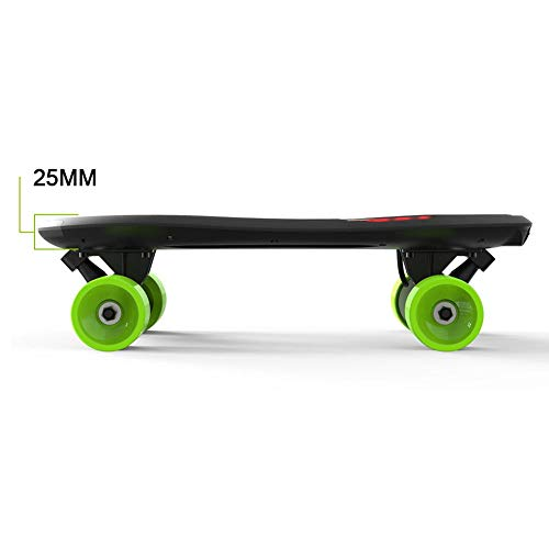Electric Skateboard 100W Motor Four-Wheeled Kid's Scooter Electric Mini Skateboard by Santree (Image #3)