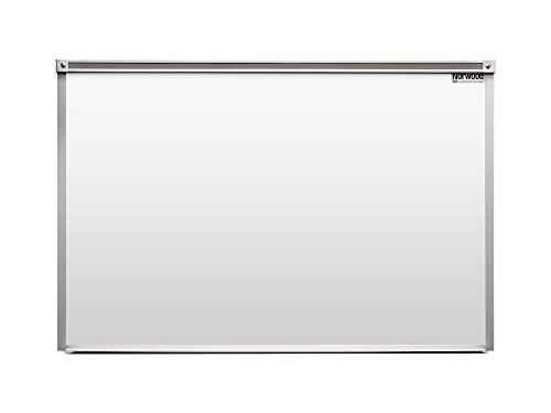 Norwood Commercial Furniture 6203 2' x 3' Heavy-Duty Magnetic Dry Erase Board, White by Norwood Commercial Furniture (Image #1)