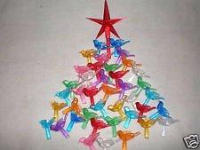 Ceramic Christmas Tree 100 Bird Light And 1 Star