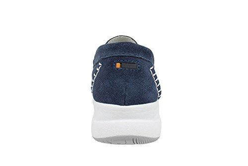 T shoes Mocassins Femme T Mocassins Bleu Femme shoes zUwPp44x