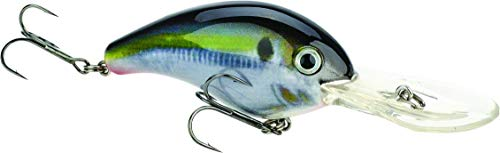 Strike King Lures Pro-Model 5XD Series Crankbaits, 2 3/4 Length, 5/8 oz, Natural Shad, Package of 1