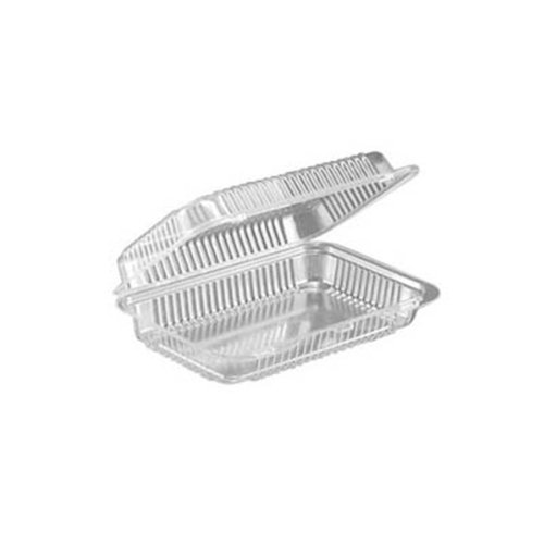 Clear Plastic Bakery Containers