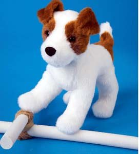 Jack Russell Terrier Plush ()
