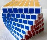 ShengShou 7×7 7.5cm Speed Cube White Twisty Magic Puzzle