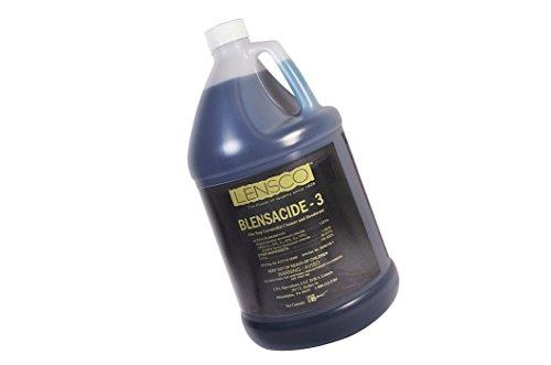 New Lensco Blensacide Germicidal Cleaner and Deodorant One step germicidal cleaner and deodorant. \ size 128 fl oz
