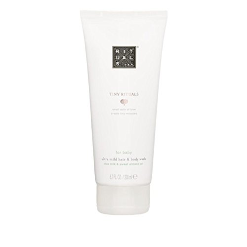 Rituals Tiny Baby Hair and Body Wash, 8 oz.