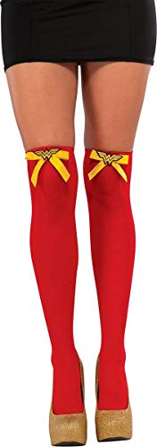 Rubie's Costume Co Wonder Woman Thigh High Adult