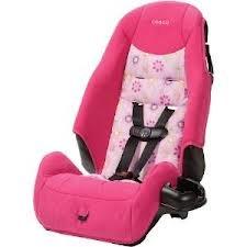Cosco – High-Back Booster Car Seat, Polyanna