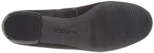 ECCO Ecco Perth Damen Mokassins Schwarz (Black Fur)