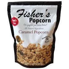 microwave caramel corn - 9