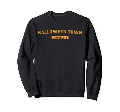 Halloween Town University Long Sleeve Sweatshirt Sweater