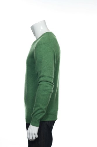 Club Room Green V-Neck Sweater, Size Large by Club Room (Image #2)