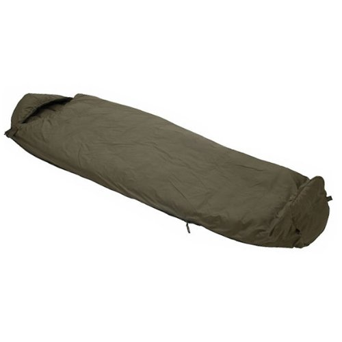 Eberlestock Ultralight Sleeping Bag, G-loft, Large - Dark Earth