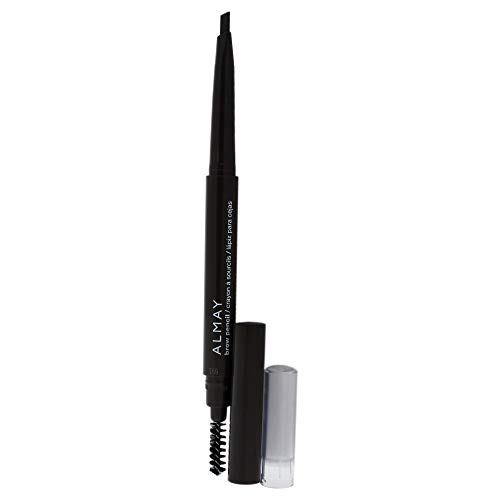 Almay Brow Pencil Triangle Tip - 802 Brunette By Almay for Women - 0.01 Oz Brow Pencil, 0.10 Oz