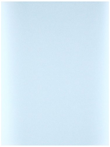 Accent Design Paper Accents ADP8511-5.934 8.5x11 Light Blue ()