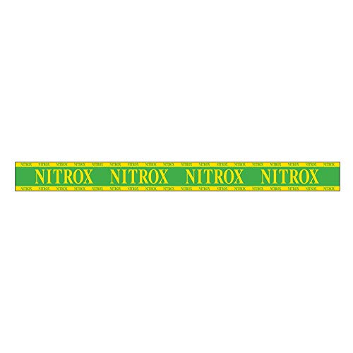 Pony Bottle Nitrox Sticker