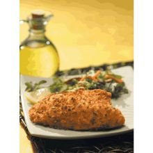 Viking Pecan Crusted Natural IQF Breaded Tilapia Fillet, 4 to 5 Ounce - 1 ()