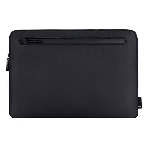 Comfyable Laptop Sleeve for 15 Inch New MacBook Pro 2019 & 2018 with Pocket- Waterproof Mac Cover Case- Black (Best Macbook Sleeves 2019)