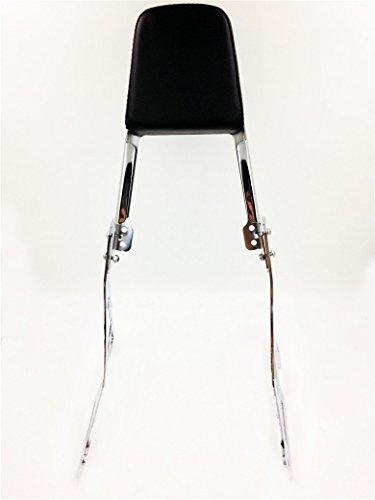 - Skull Backrest Sissy Bar For Harley Sportster Xl883C Xl1200R C S Xlh883 Xlh1200