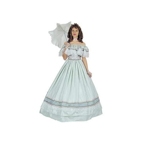 ufficiale dai un'occhiata l'atteggiamento migliore DIVERTILANDIA Costume da Dama dell'800: Amazon.it: Giochi e giocattoli