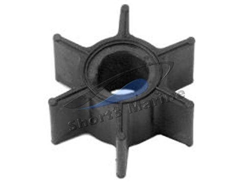 QuickSilver 8037481 Water Pump Impeller 1 - Mercury 4-Stroke Outboards 8 through 20 Horsepower (Impeller Quicksilver)