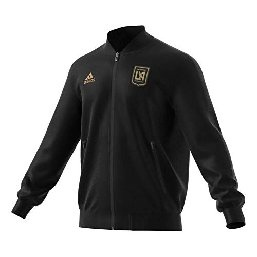 adidas Los Angeles FC Anthem Jacket Official Full-Zip (XX-Large)