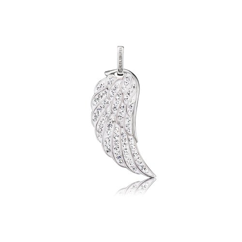Engelsrufer eRW 3-01-zI-l pendentif en forme de aile d'ange-argent