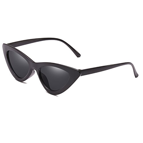 Small Size Black Glasses Green Sun Sunglasses Women Cat New Blue UV400 Frame Reb Eyewear Triangle Fashion Eye Lens 0YUTTR