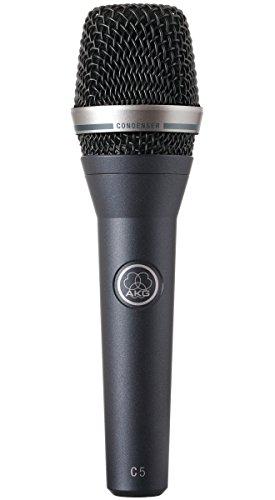 Microfono AKG Pro Audio Dynamic , Black (3138X00100)...