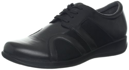 Women's Flat Softwalk Softwalk Softwalk Flat Women's Black Black Women's Topeka Topeka pqxHwAft