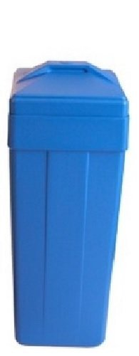 Water softener salt tank brine tank 11x11x38 inches with safety float by Clack