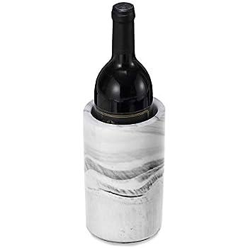 Amazon Com Porcelain Wine Bottle Chiller Decorative