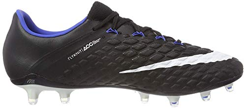 Phantom Hypervenom Black Scarpe fg Calcio Da Iii Nike Uomo aRpOqx4d