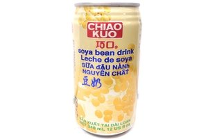Chiao Kuo Leche De Soya (Soya Bean Drink) - 12fl oz