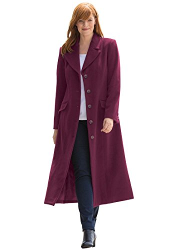 Jessica-London-Womens-Plus-Size-Long-Wool-Blend-Coat-With-Notch-Collar