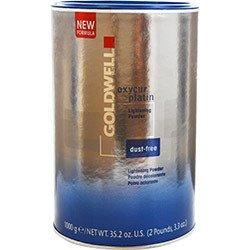 GOLDWELL OXYCUR PLATIN DUST FREE LIGHTENING POWDER 35.2OZ UNISEX by (Dust Free Lightening)