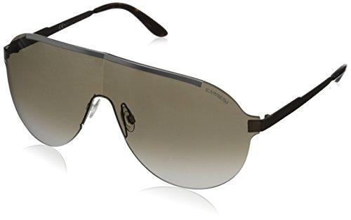 Carrera CA92S Aviator Sunglasses, Ruthenium Brown, 99 - Sunglasses Carrera Shield