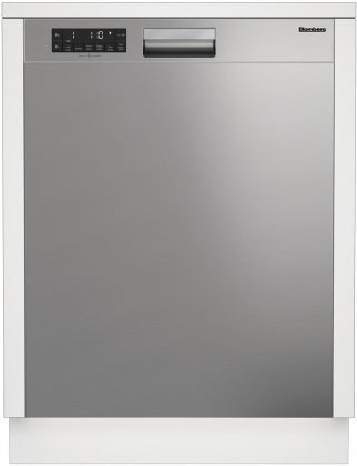Blomberg DWT25502SS Built In Dishwasher with 14 Place...