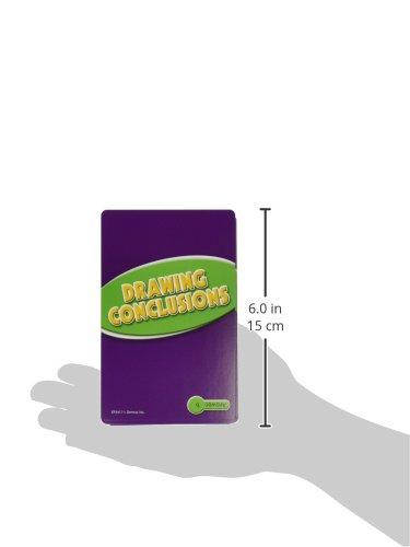 Reading Comprehension Practice Cards, Drawing Conclusions, Green Level (EP63417) Photo #2