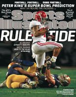 Sports Illustrated Magazine January 14  2013  Peter King S Super Bowl Prediction