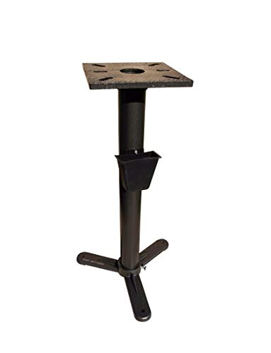 """HHIP 8071-0034 Pedestal Stand, For 6"""", 8"""" and"""
