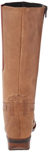 Boot Leather Naot Saddle Riding Viento Brown Women's 47wHqR