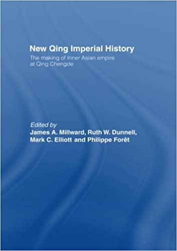 Book New Qing Imperial History: The Making of Inner Asian Empire at Qing Chengde