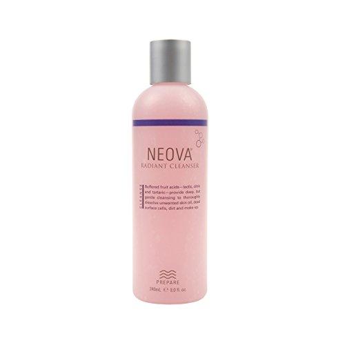 NEOVA Radiant Skin Cleanser, 8 Fl Oz