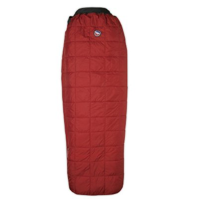 Big Agnes Cross Mountain 45-Degree Sleeping Bags (Intergrity), Reg Left Zipper, Outdoor Stuffs