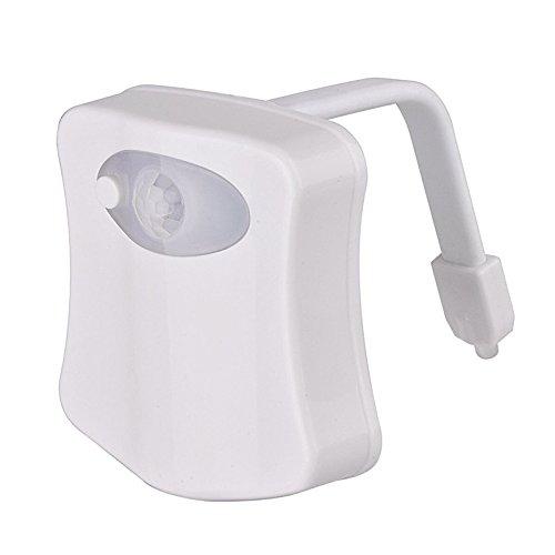 Mix Texturizer (Homily Toilet Night Light Motion Sensor LED Motion activated toilet bowl light 8 Colors Bowl Bathroom Night Light Lamp LED Light Human Motion Sensor Automatic Toilet Seat)