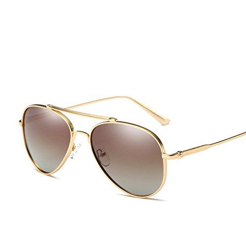 para De Mujer Sol Hombre para UV Aviator Protección Polarizadas Gafas 400 C3 C1 ITC4qww