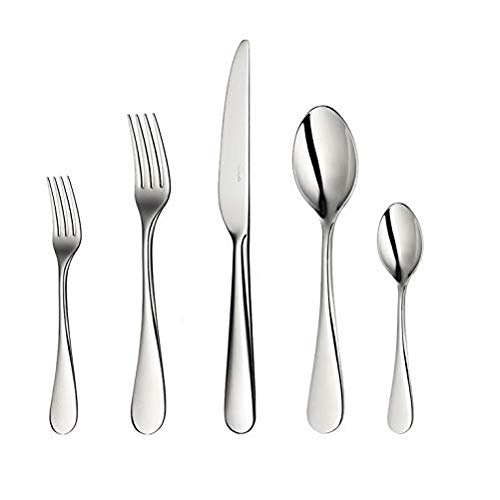 Christofle Origine 20-Piece Stainless Steel Flatware Set Includes 4x5 Place Settings ()