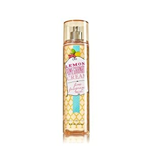 Bath & Body Works Lemon Pomegranate Cream Fine Fragrance Mist 8 oz