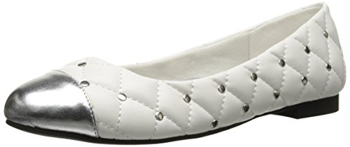 Chaussures Annie Womens Event Plat Blanc